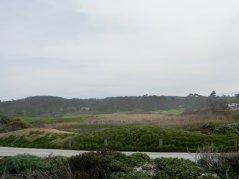 Spanish Flat golf course
