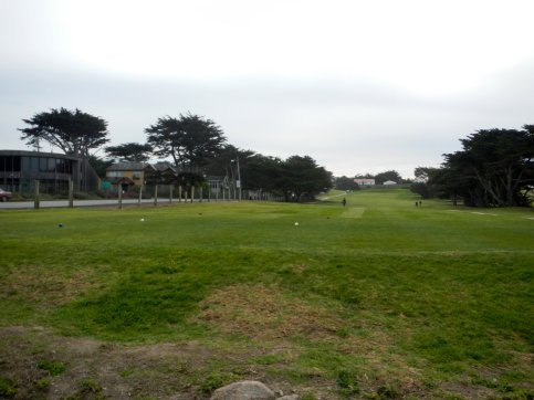greens at Pacific Grove