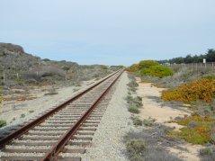old RR SP RR tracks