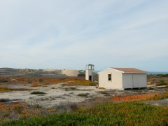 old structures-Fort Ord