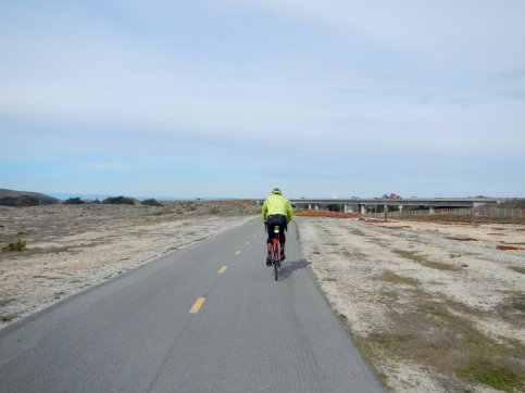 exit Fort Ord to Rec Trail