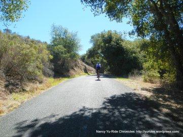 Robinson Canyon Rd-9% avg grade