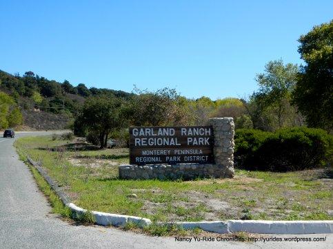 Garland Ranch Regional Park