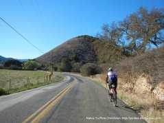 rolling descent Carmel Valley Rd