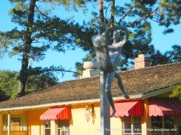 Carmel Valley outdoor sculpture