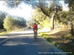 rolling descent Carmel Valley Rd