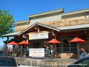 Steady Eddy's