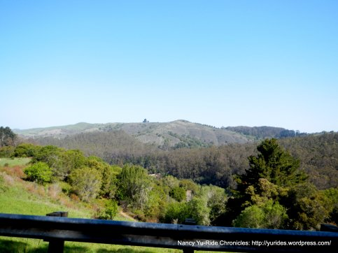 Wildcat Canyon views