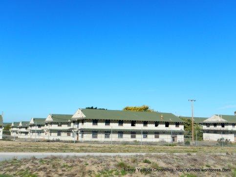 adandoned barracks