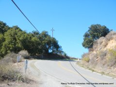 San Benancio Rd summit