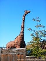 iron giraffe
