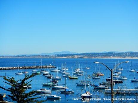 view of Monterey Bay