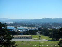 views from top of the Presidio