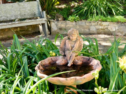 angelic fountain