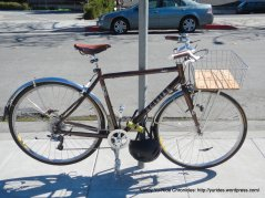 rando-style bike