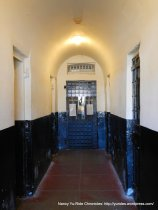 inside Old Monterey Jail
