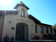 San Carlos cathedral/School
