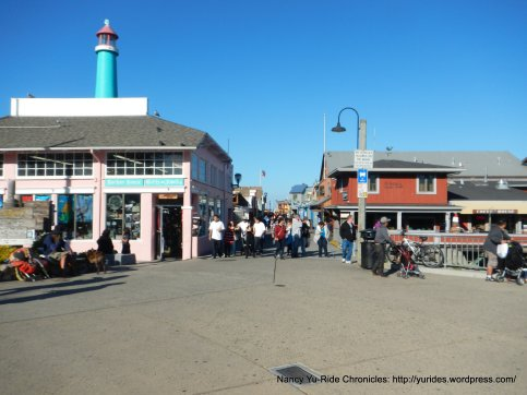 to Old Fisherman's Wharf