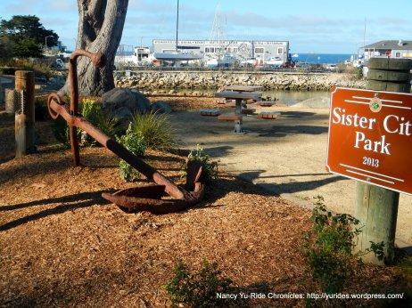 Sister City Park-Breakwater Cove