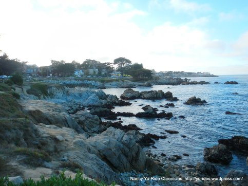 view of Lovers Point-Pacific Grove
