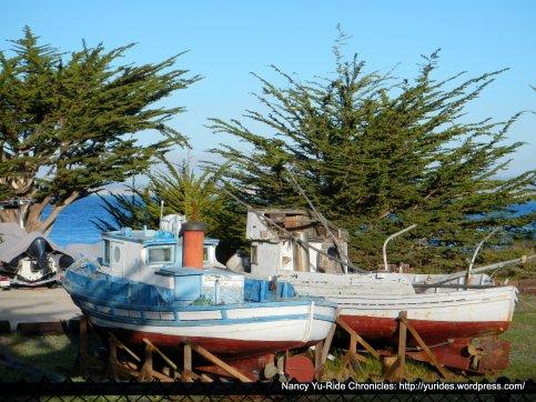 dry dock boats