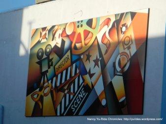 Cannery Row-mural