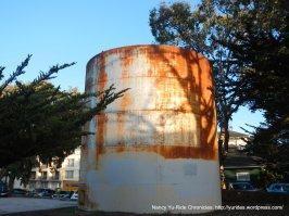 Cannery Row-old water tower
