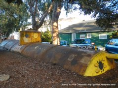 Cannery Row-old holding tank