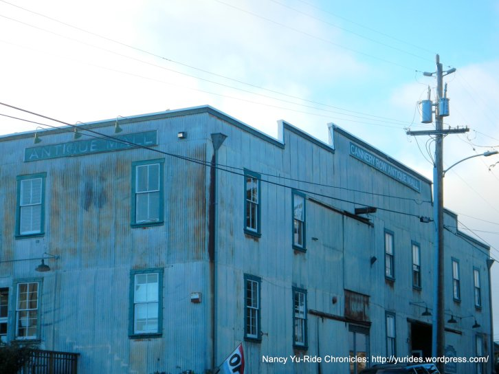 Cannery Row-antique mall