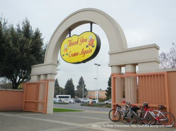At Jelly Belly Factory