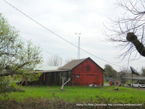 red barn-ranch