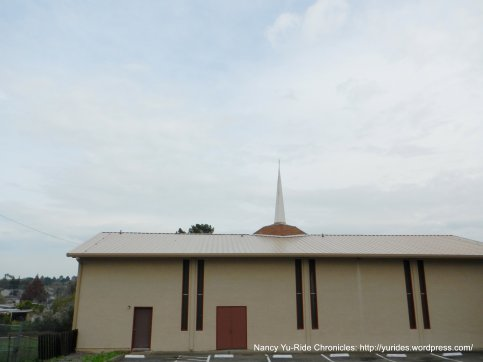 church on Morello