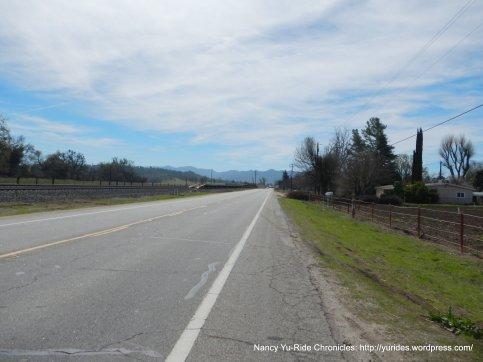 El Camino Real-flat terrain