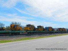 Union Pacific RR equipment