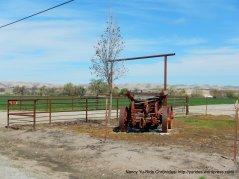 vintage ranch equipment