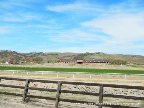 equine training facilities