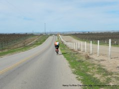 Geneseo Rd rolling climbs