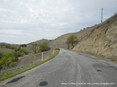 Vineyard Canyon Rd