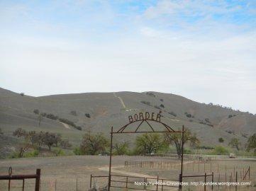 Diablo Range mountains