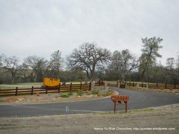Vineyard Canyon-gated rural community