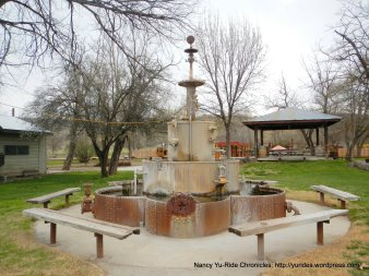 Parkfield water source
