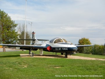 at Estrella Warbird Museum