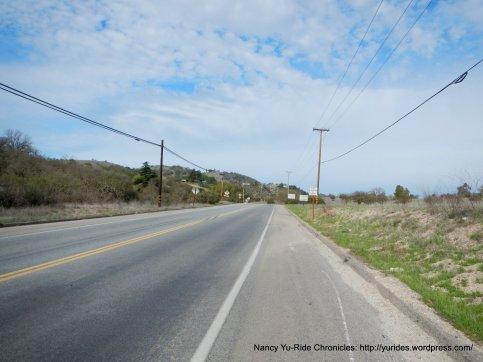 Nacimiento lake Dr/Paso Robles Rd