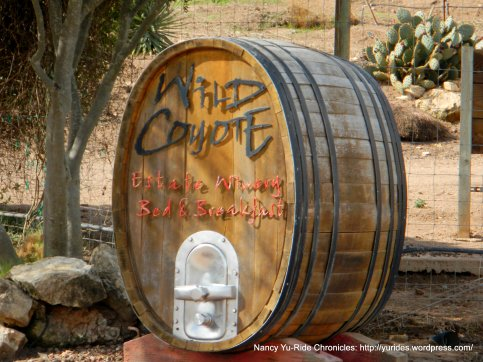 Wild Coyote Winery