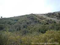 Peachy Canyon landscape