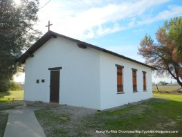 Estrella Adobe Church