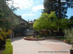 Paso Robles Inn gardens