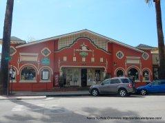 Circa: 1903 former hot sulfur water bath house