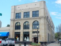 Circa 1919-classic revival building-the first three story structure with an elevator