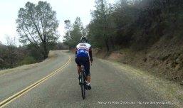 Vineyard Canyon-to false summit